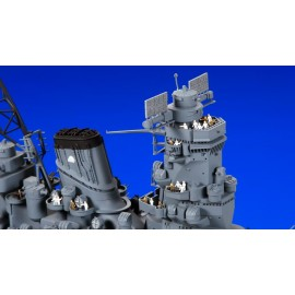 Crew for 1/350 Scale Warships 144 Pieces