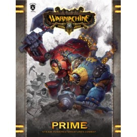 WARMACHINE Prime – Hardcover