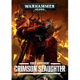 Crimson Slaughter Supplement