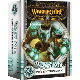 Retribution of Scyrah 2016 Faction Deck
