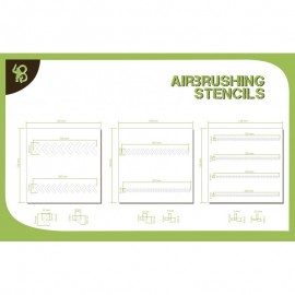 Arrows Stencils Pattern 2