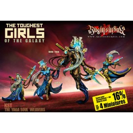 Heroines Box 5 - The Yagas