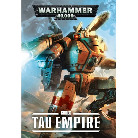 Codex- Tau Empire Softback