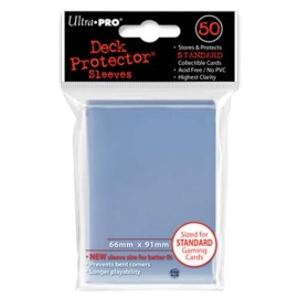 Ultra Pro 50 Deck Protector Sleaves Clear