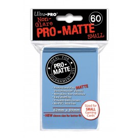 Ultra Pro - Pro Matte Small Light Blue DPD Deck Protector
