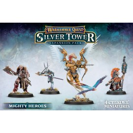 Warhammer Quest Silver Tower Mighty Heroes