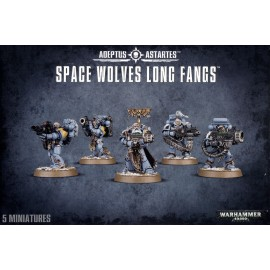 Space Wolves Long Fangs