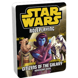 Star Wars Adversary Deck: Citizens of the Galaxy