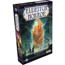 Signs of Carcosa - Eldritch Horror Expansion