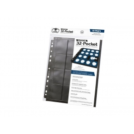 UG 32-Pocket Pages Mini American Black (10)