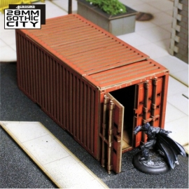 Shipping Container - A