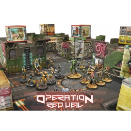 Operation: Red Veil (with Yuan Yuan Exclusive miniature)