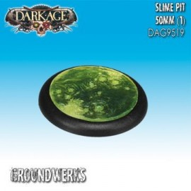 Groundwerks Base Inserts - 50mm Slime Pit