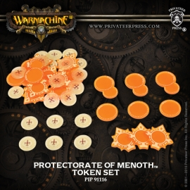 Protectorate of Menoth MK III Token Set