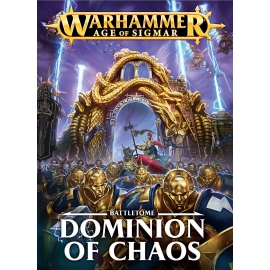 Battletome: Dominion Of Chaos Hardback