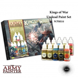 Warpaints: Kings of War Undead paint set