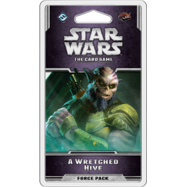 Star Wars LCG: A Wretched Hive Pack