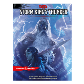 Dungeons and Dragons Storm King's Thunder