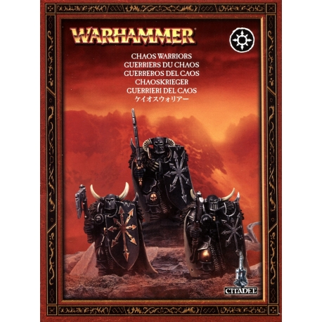 Chaos Warriors Mini-pack