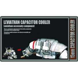 (1/100) 15mm Scale Leviathan Capacitor Cooler