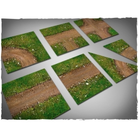Terrain Tiles Set - Dirt Path