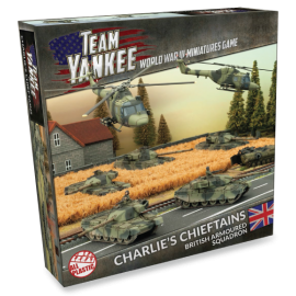 Charlie's Chieftains - British Army Deal