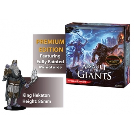 Assault of the Giants (Premium Edition): Dungeons and Dragons Board Game