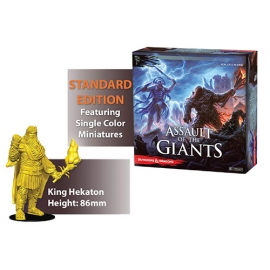 Assault of the Giants (Standard Edition): Dungeons and Dragons Board Game