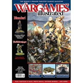 Wargames Illustrated 346