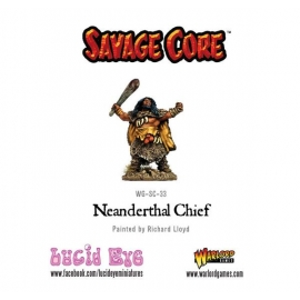 Neanderthal Chief