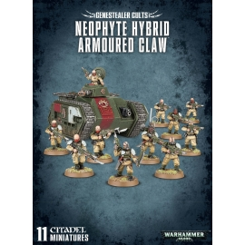 Genestealer Cults Neophyte Hybrid Armoured Claw