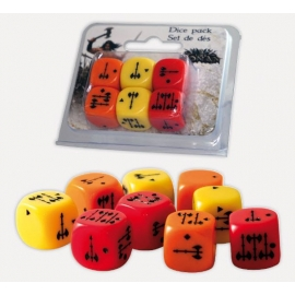 Conan Dice Set