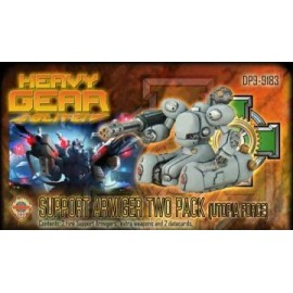 Earth Support Armiger Two Pack