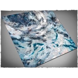 4ft x 4ft, Orbital Snowfields Theme Mousepad Game Mat