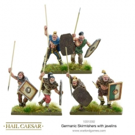 Germanic Skirmishers with Javelins