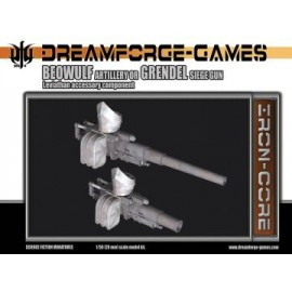 Beowulf-Grendel Leviathan Weapon- 28mm Leviathan Accessory Weapon