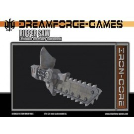 Ripper Saw Leviathan Weapon - 28mm Leviathan Accessory Weapon