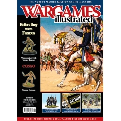 Wargames Illustrated 349
