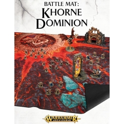 AoS Battle Mat: Khorne Dominion