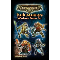 ShadowSea Dark Mariners Warband Starter Set