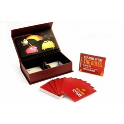 Exploding Kittens: First Edition (Meow Box)