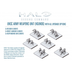 UNSC Army Weapons Unit