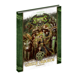 Forces of HORDES: Circle Orboros Command Softback