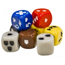 Descent Dice Pack: Journeys in the Dark Second Edition
