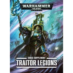 Codex Supplement: Traitor Legions Softback