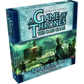 A Game of Thrones LCG: Kings of the Sea Expansion