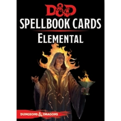 Spellbook Cards - Elemental