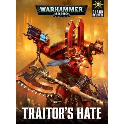 Wharhammer 40kK Traitor's Hate Softback