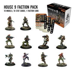 House 9 Faction Pack
