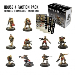 House 4 Faction Pack